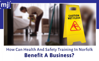 How Can Health And Safety Training In Norfolk Benefit A Business?